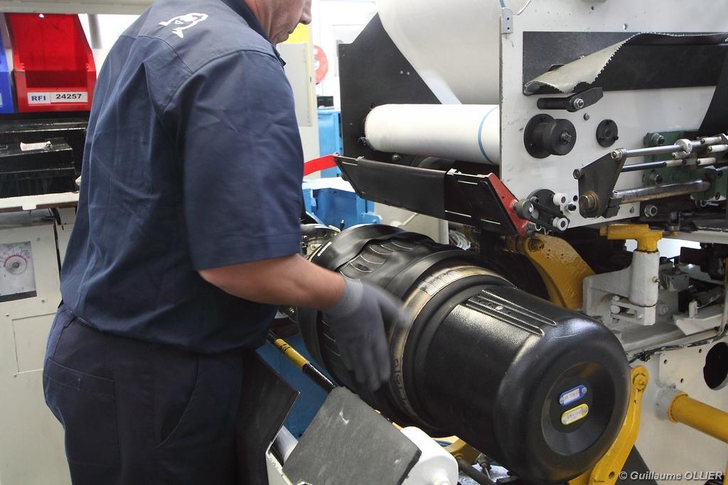 Lire l'article «Michelin nous ouvre ses portes : fabrication, tests, patrimoine»