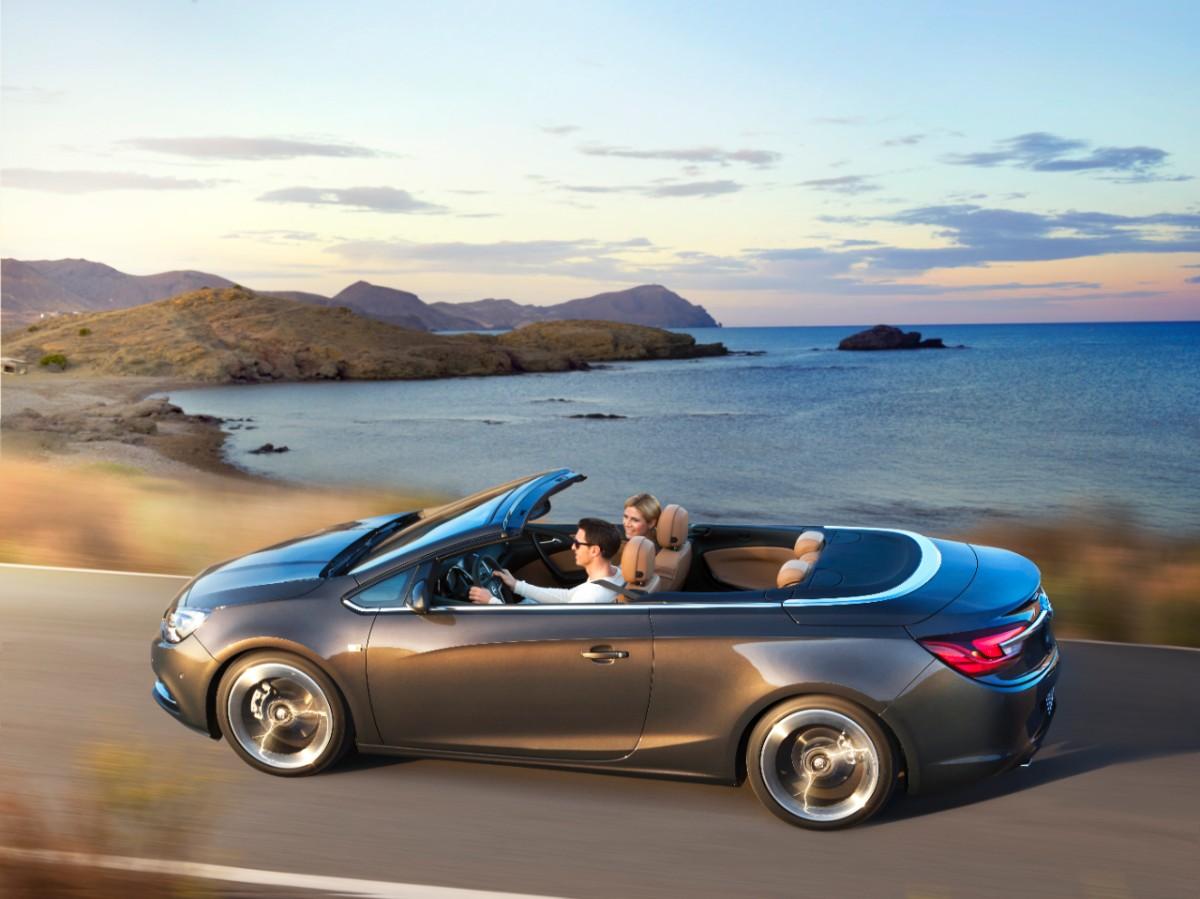 Lire l'article «Nouvel Opel Cascada»