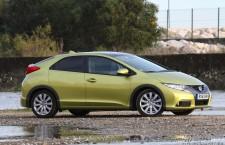 Honda Civic 1.6 i-DTEC : Une garantie moteur 1 000 000 km !