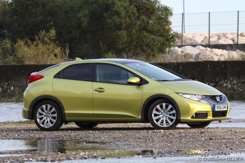 Lire l'article «Honda Civic 1.6 i-DTEC : Une garantie moteur 1 000 000 km !»