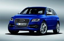 Nouveau moteur essence pour l'Audi SQ5