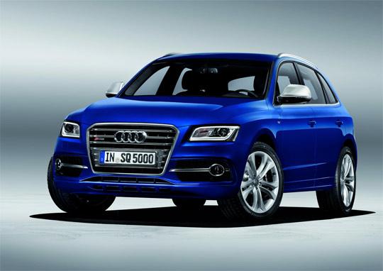 Lire l'article «Nouveau moteur essence pour l'Audi SQ5»
