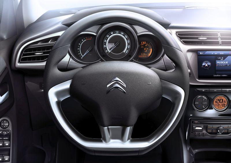 Lire l'article «Salon de Genève : Citroën C3 restylée»
