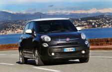 Fiat 500L : nouvelles motorisations