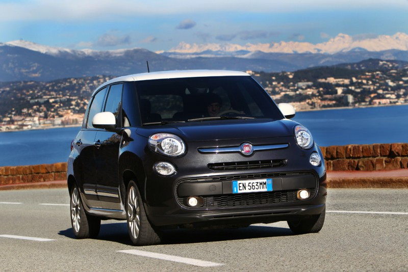 fiat 500l nouvelles motorisations. Black Bedroom Furniture Sets. Home Design Ideas
