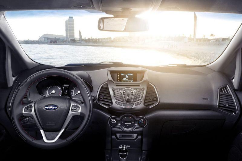 Lire l'article «Nouveau Ford EcoSport : le SUV connecté»