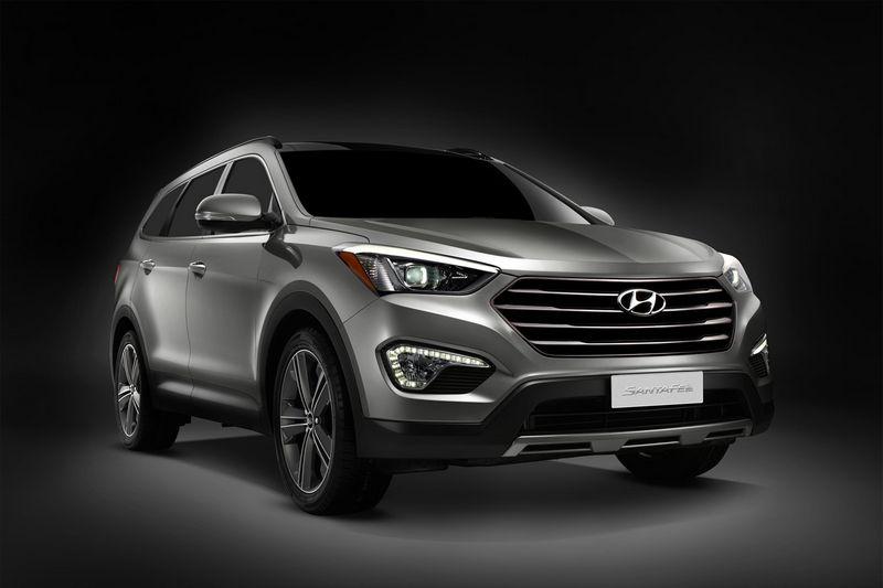 Lire l'article «Salon de Genève 2013 : Hyundai Grand Santa Fe»