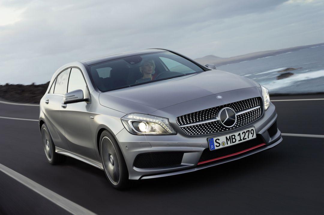 Lire l'article «Mercedes Classe A : plus belle voiture de l'année»