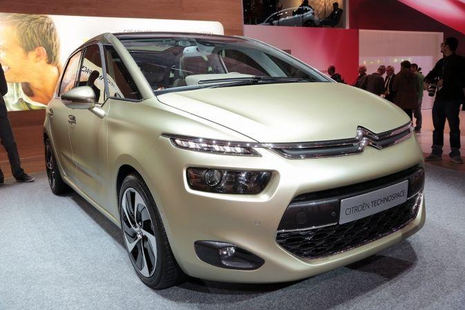 Lire l'article «Citroën Technospace : découvrez le futur C4 Picasso !»