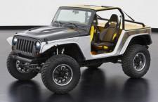 Jeep présente 6 nouveaux concepts