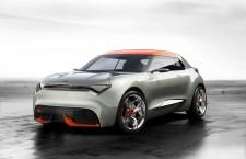 Kia Provo concept : petit coupé technologique