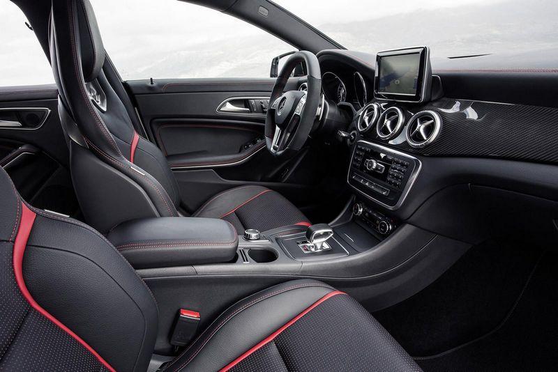 Lire l'article «Nouvelle Mercedes CLA 45 AMG»