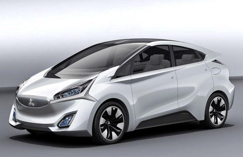 Lire l'article «Mitsubishi CA-MiEV et GR-HEV Concept»