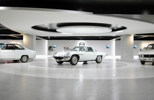 Lire l'article «Musée Mazda : une visite virtuelle sur la toile»