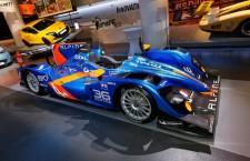 24 Heures du Mans 2013 : Renault dévoile l'Alpine n°36