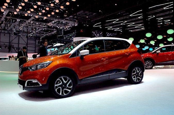 Lire l'article «Renault Captur : le SUV urbain»