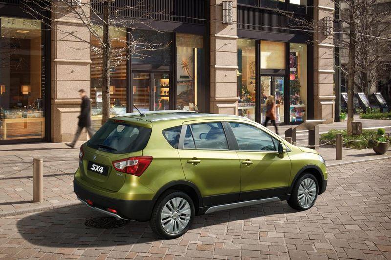Lire l'article «Nouveau Suzuki SX4»