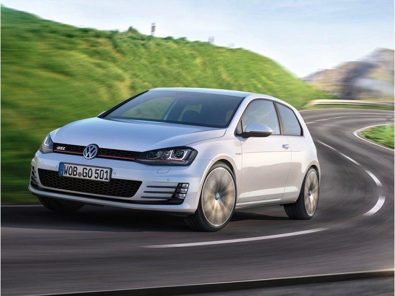 Lire l'article «Volkswagen présente sa nouvelle Golf GTi»
