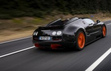 Record de vitesse en cabriolet : 409 km/h pour la Bugatti Veyron 16.4 Grand Sport Vitesse