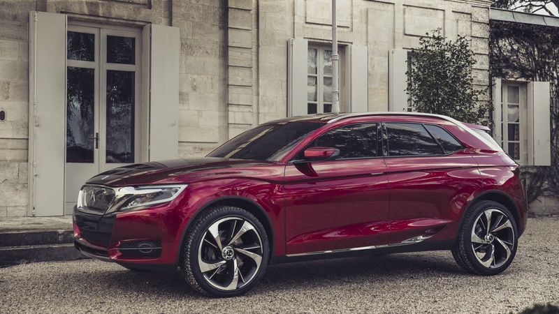 Lire l'article « Citroën DS Wild Rubis Concept »