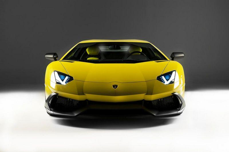 Lire l'article «Lamborghini Aventador LP720-4 50 Anniversario»