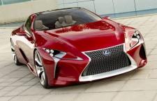Le Concept Lexus LF-LC bientôt en série !