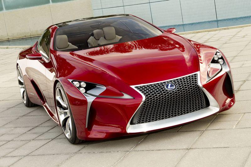 Lire l'article «Le Concept Lexus LF-LC bientôt en série !»