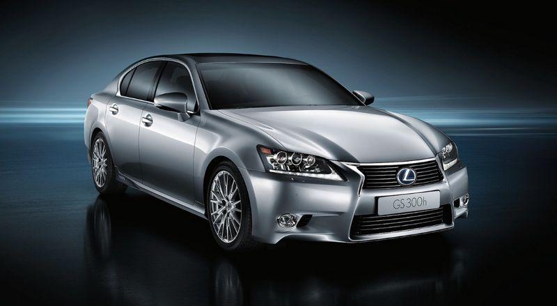 Lire l'article «Nouvelle Lexus GS 300h»