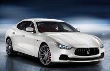 Les premières photos de la Maserati Ghilbi