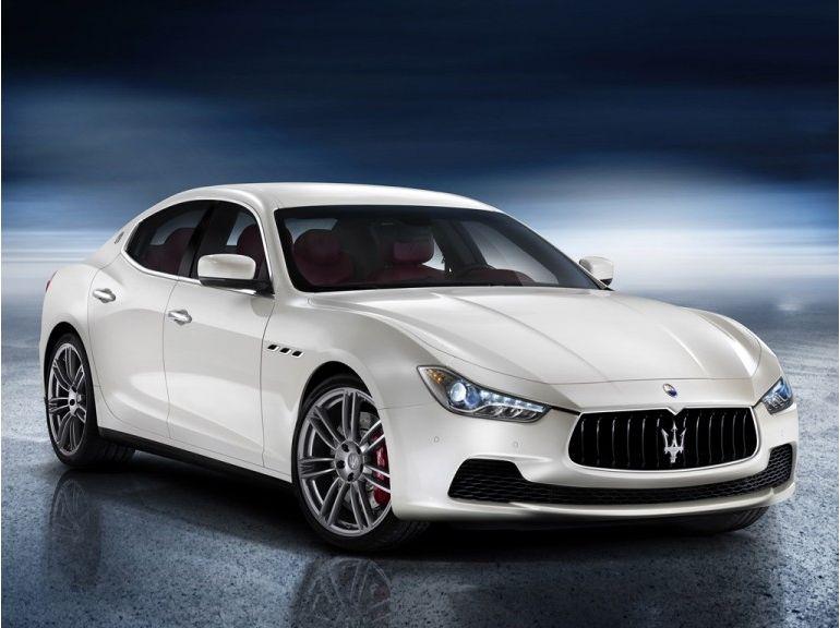 Lire l'article «Les premières photos de la Maserati Ghilbi»