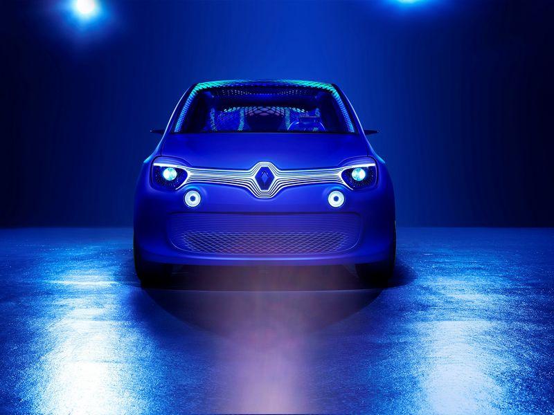 Lire l'article «Renault Twin'Z : le concept préfigurant la future Twingo»