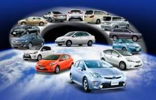 5 millions d'hybrides vendus par Toyota
