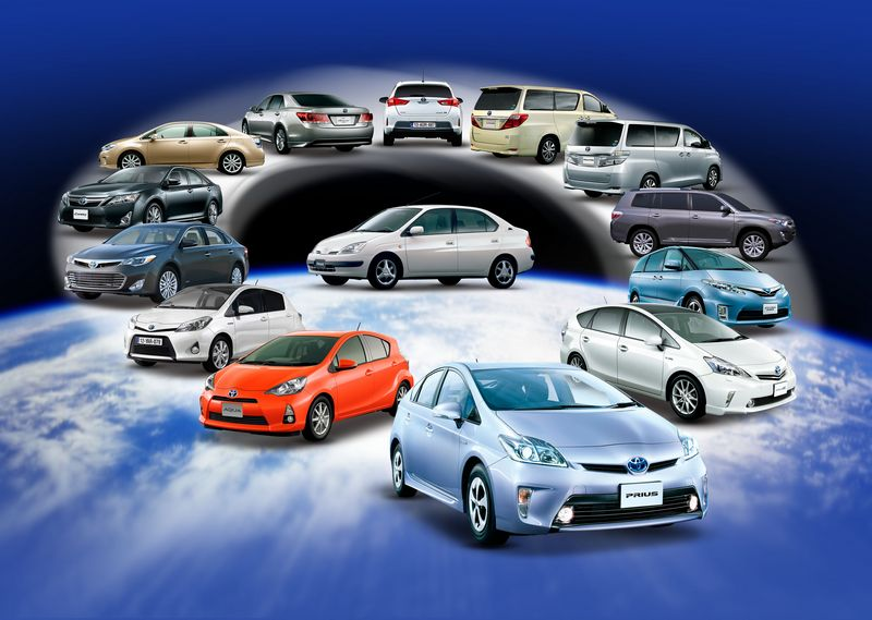 Lire l'article «5 millions d'hybrides vendus par Toyota»