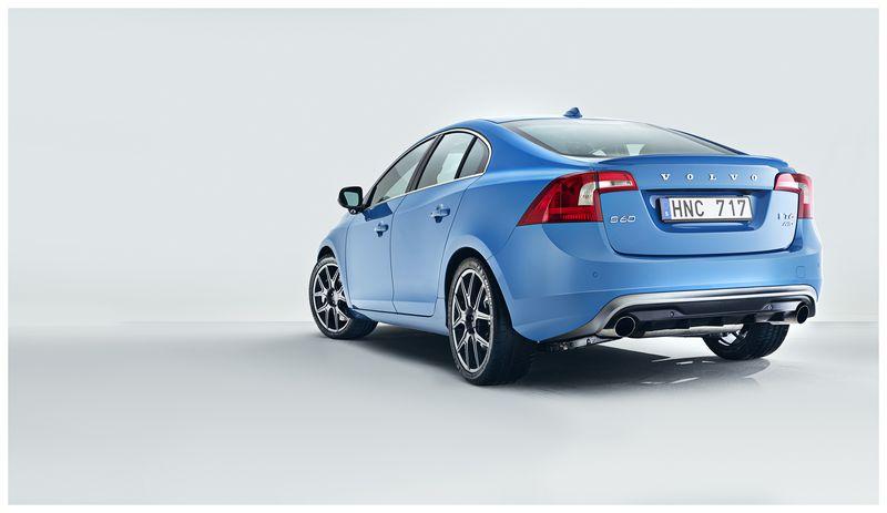 Lire l'article «Volvo S60 Polestar : routière de 350 ch»