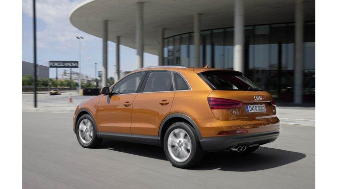 Lire l'article «Audi Q3 : trois nouvelles motorisations Diesel»