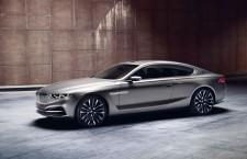 BMW Pininfarina Gran Lusso Coupé : le mélange Allemand-Italien