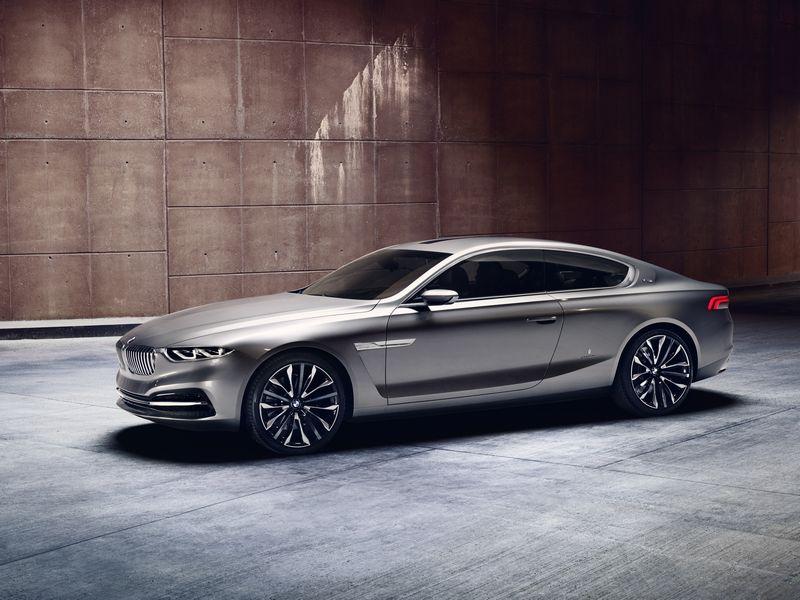 Lire l'article «BMW Pininfarina Gran Lusso Coupé : le mélange Allemand-Italien»