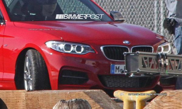 Lire l'article «Scoop : photos de la future BMW Série 2»
