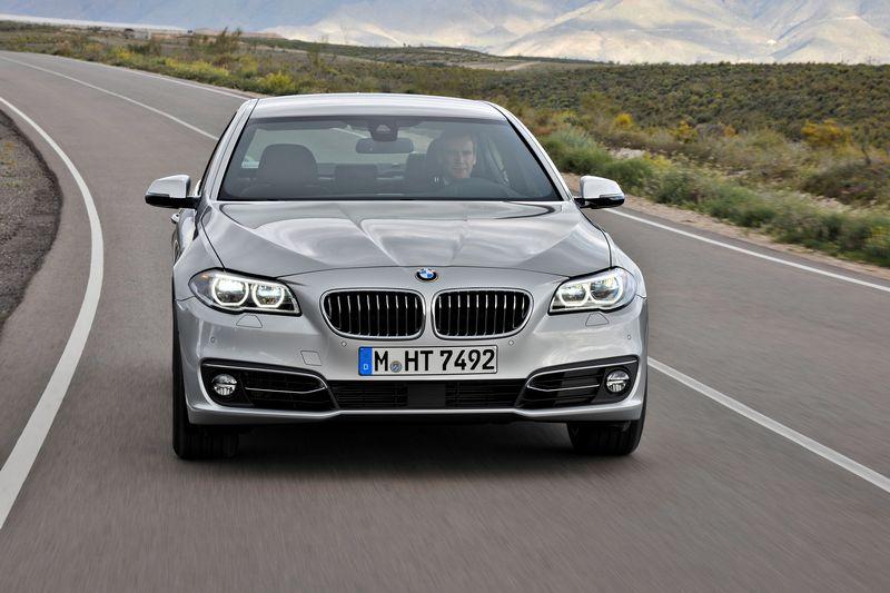 Lire l'article «Nouveau lifting pour les BMW Série 5, Touring et Grand Turismo»