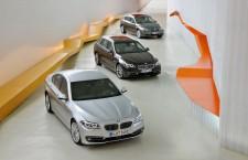 Nouveau lifting pour les BMW Série 5, Touring et Grand Turismo