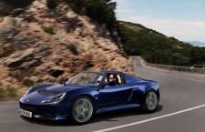 Nouveau Lotus Exige S Roadster