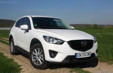 Essai Mazda CX-5 2.2L Skyactiv-D 150 ch Dynamique : un marché à conquérir