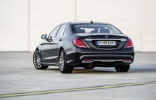 Mercedes-Benz S 350 BlueTec ( W222) 2012