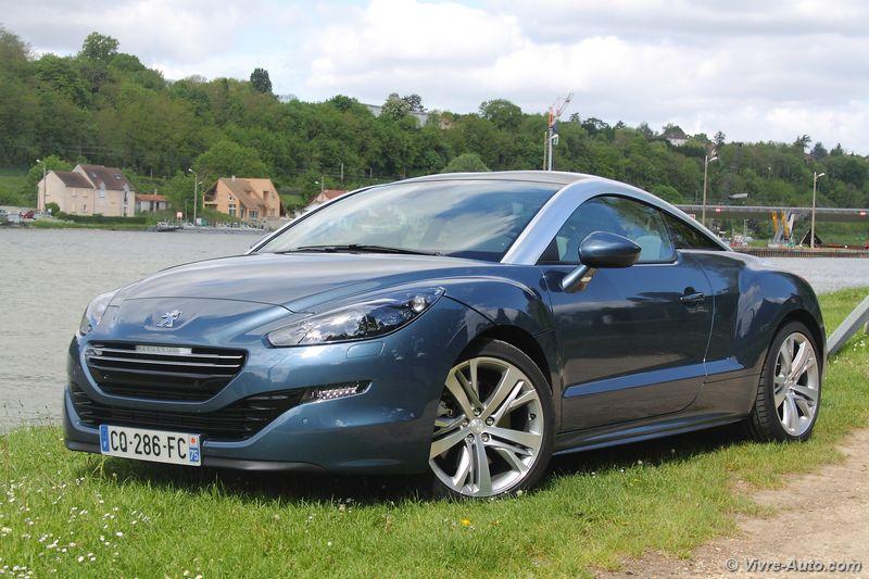 Lire l'article «Essai Peugeot RCZ THP 200 restylée»