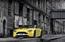 Aston Martin V12 Vantage S 573 ch