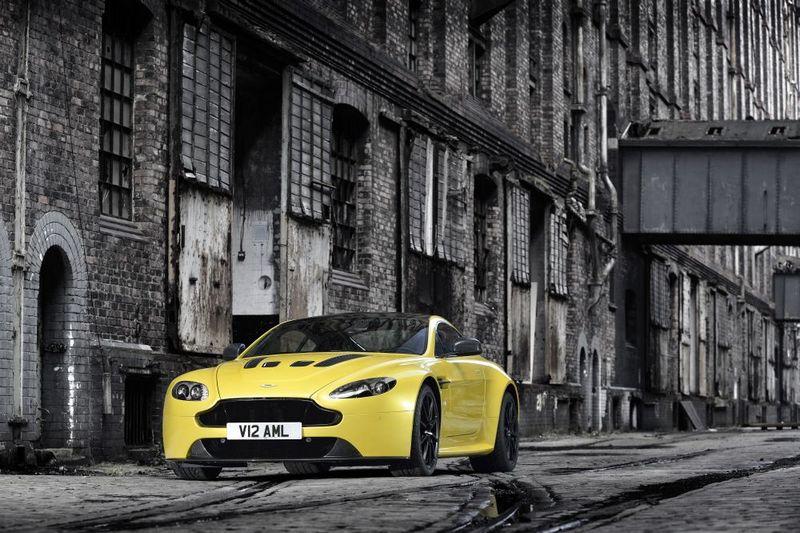 Lire l'article «Aston Martin V12 Vantage S 573 ch»