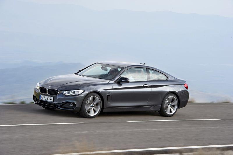 Lire l'article «Nouveau BMW Série 4 Coupé»