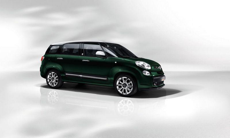 Lire l'article «Nouvelle Fiat 500L Living : la plus grande»