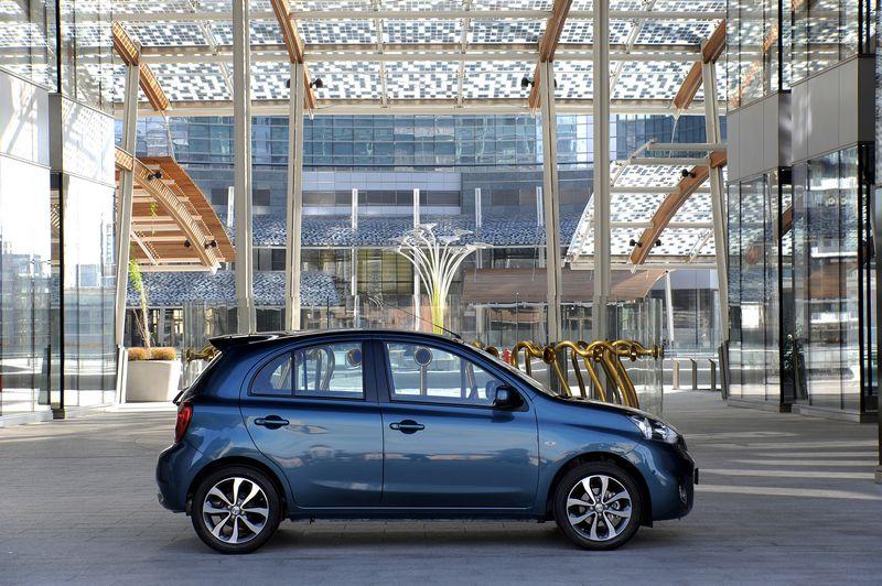 Lire l'article «Nissan Micra restylée»