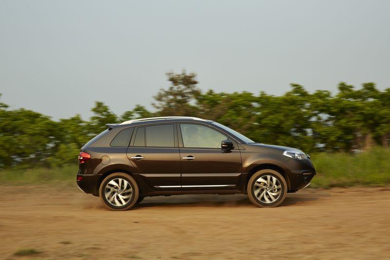 Lire l'article «Renault Koleos restylé»